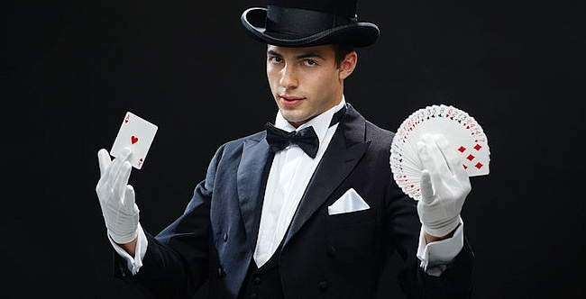 Is this your card? My Mad Magic Workshops are held in Olney and you can walk away with four brilliant tricks ready to perform and a wealth of knowledge.