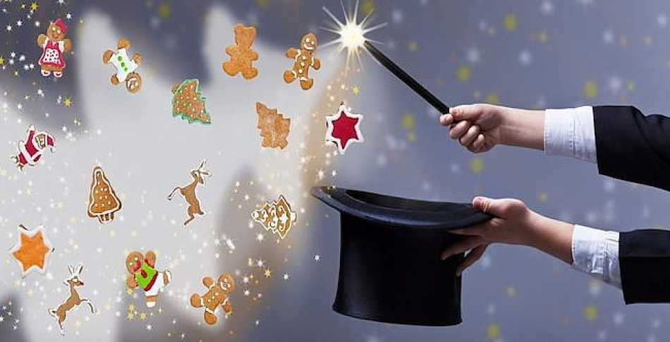 Christmas is fast approaching, and maybe one of my fabulous magic workshops may be an ideal early gift for a loved one?