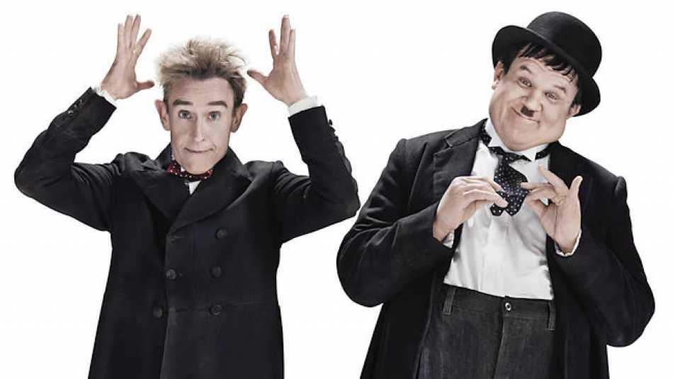 Stan And Ollie is such a good film and I recommend it to everyone.