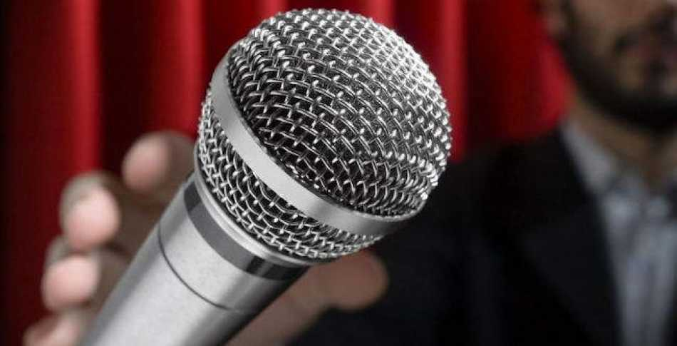 Before you reach for the microphone, make sure what you're going to say is suitable for your audience.