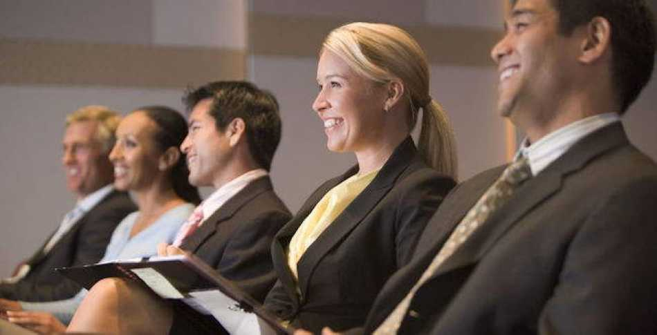 A little laughter at the start of your public speaking gig will always help to break the ice.