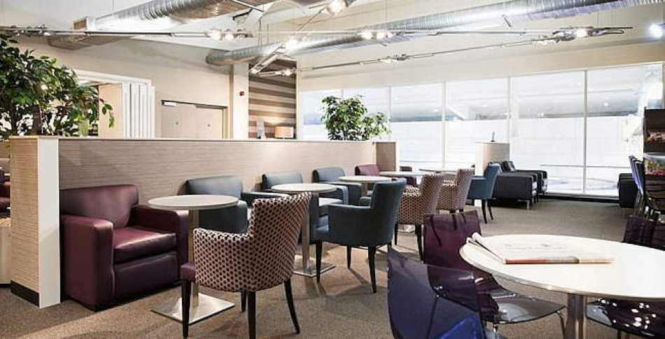 The Aspire Lounge at London Luton Airport let me have some peace and quiet before my flight.